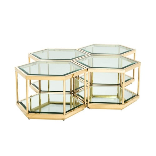 EichholtzDesigner coffee table from Houseology