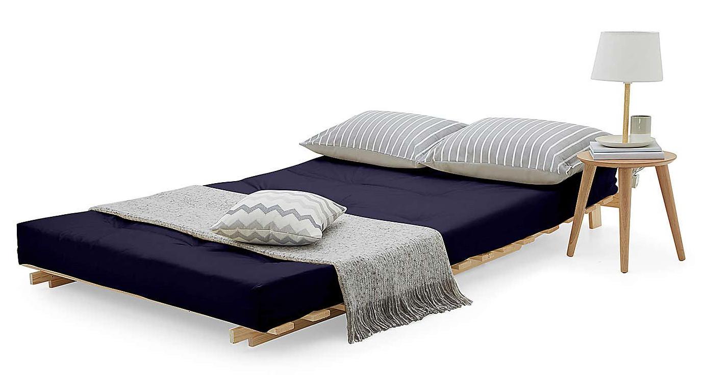 Futon Sofa Bed Open